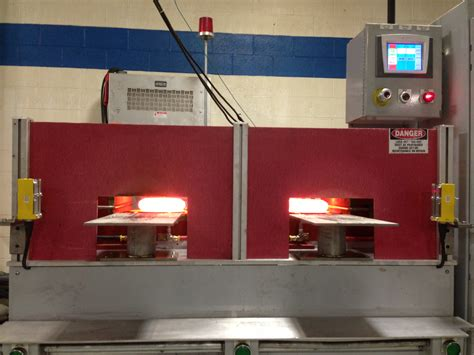 induction heater forge forging induction heating systems