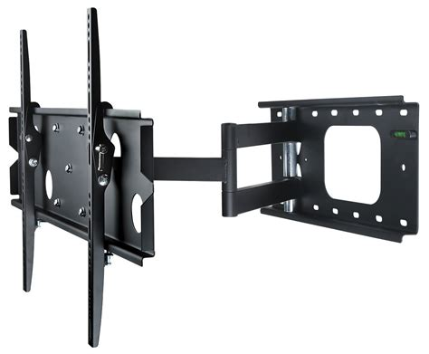 swing arm tv wall bracket ultimate mounts um126m tv wall brackets