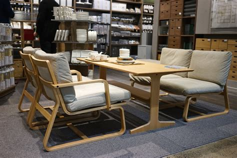 Muji Dining Table Muji Officially Opens Its Sydney Flagship Store Hey Gents