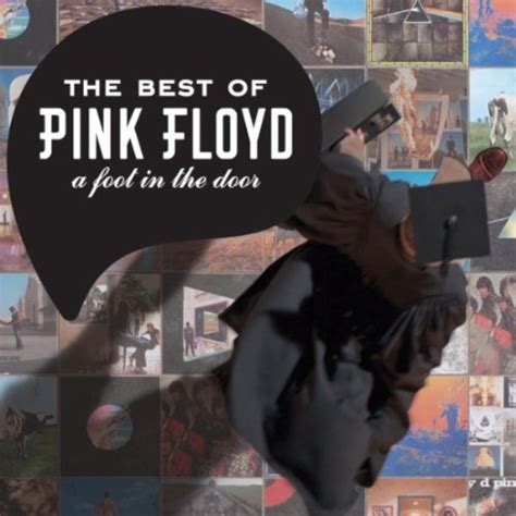 pink floyd best of the best of pink floyd a foot in the door by pink floyd