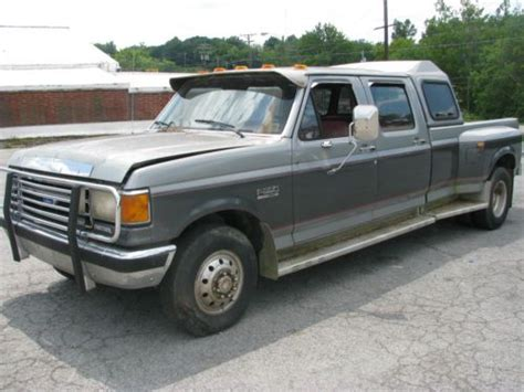 Crew Cab Sleeper by Sell Used 7 3 Diesel Auto Crew Cab Dually Power Opitions W