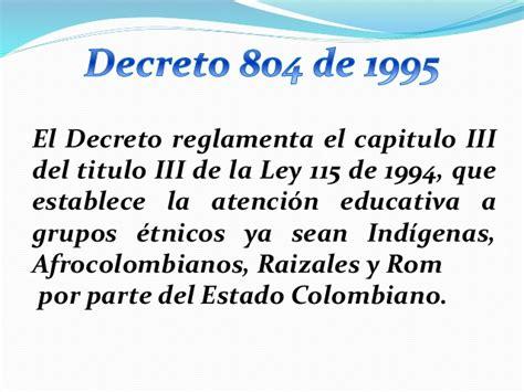 el ogeto de lalei 115de 1994 principios y fines de la etnoeducaci 211 n