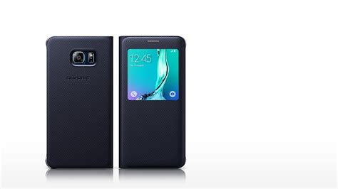 Official Samsung Galaxy S6 Edge Protective Cover Mint official genuine samsung galaxy s6 edge plus blue s view cover ebay