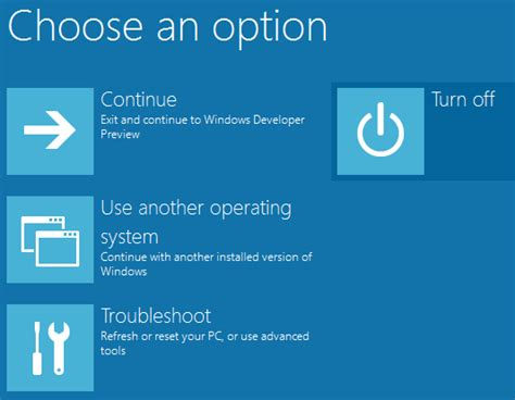 how to enable safe mode in windows 8