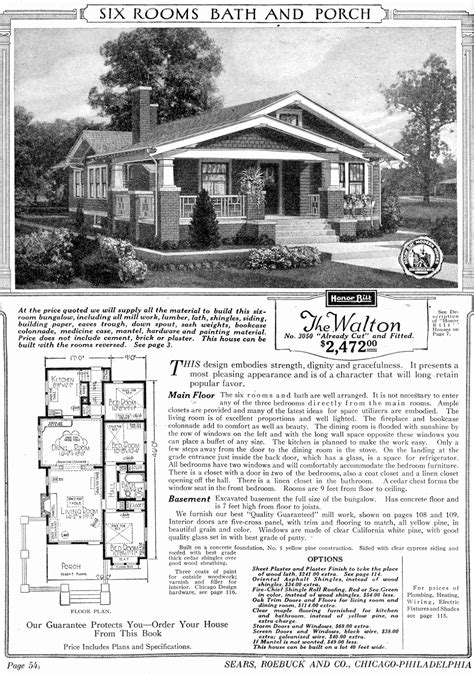aladdin homes floor plans luxury sears bungalow plans and sears roebuck house plans 1906