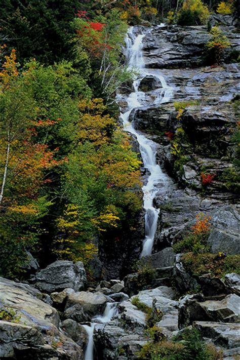 Silver Cascade Nh New England Waterfalls | best waterfalls in new england