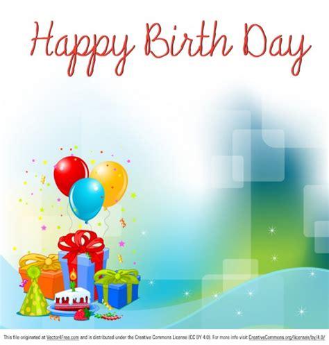 happy birthday backdrop design cart 227 o de feliz anivers 225 rio com bal 245 es baixar vetores gr 225 tis
