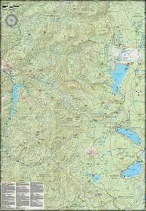 map of oakridge oregon oakridge oregon trail map adventure maps