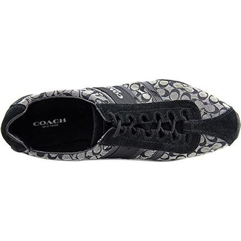coach remonna sneaker black coach s remonna signature fashion sneaker black