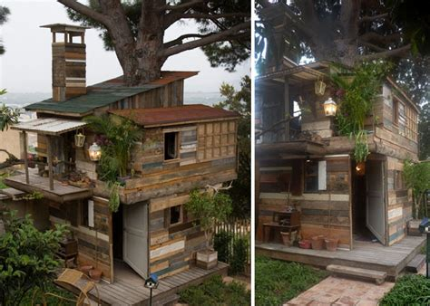 trash house trashed homes 13 houses constructed from junk going green