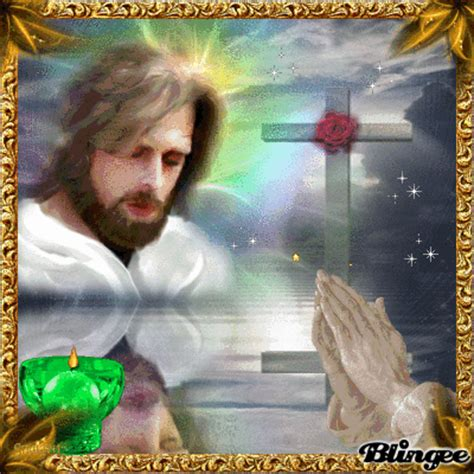 imagenes orando el padre nuestro padre nuestro por luna image 130380762 blingee com