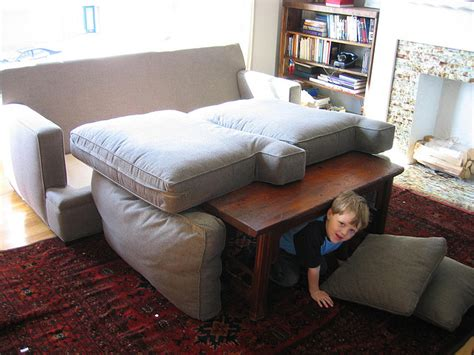 how to make a fort on a couch dad labs how to build great couch forts the fathers lounge