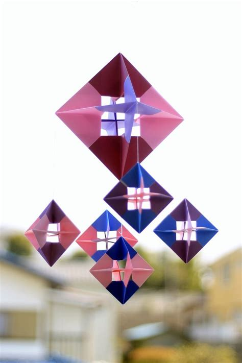 Modular Paper Folding - 47 best origami modular units images on