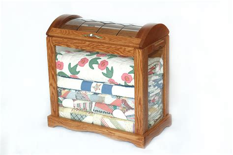 Quilt Storage Chest by Product Info