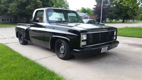 1984 chevy c10 step side 2wd for sale photos technical