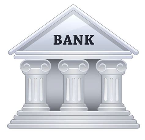 free bank vector bank building graphic psd