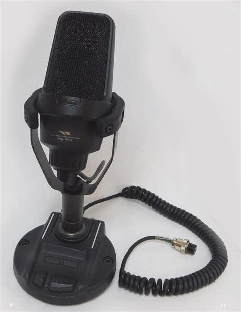 Yaesu Desk Mic by Yaesu Md 200a8x Desk Microphone