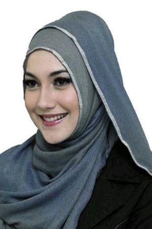 tutorial jilbab pashmina wajah oval tips memakai jilbab sesuai bentuk wajah okkyhijaber