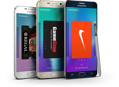 Pay Gift Card - samsung pay adds gift card support with 50 merchants available at launch the blog pvan
