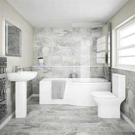 Cruze Modern Shower Bath Suite Now Online At Victorian New Bathroom Showers