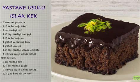 islak kek yapma oyunlari kek tarifi hazırlanışı ve malzemeleri