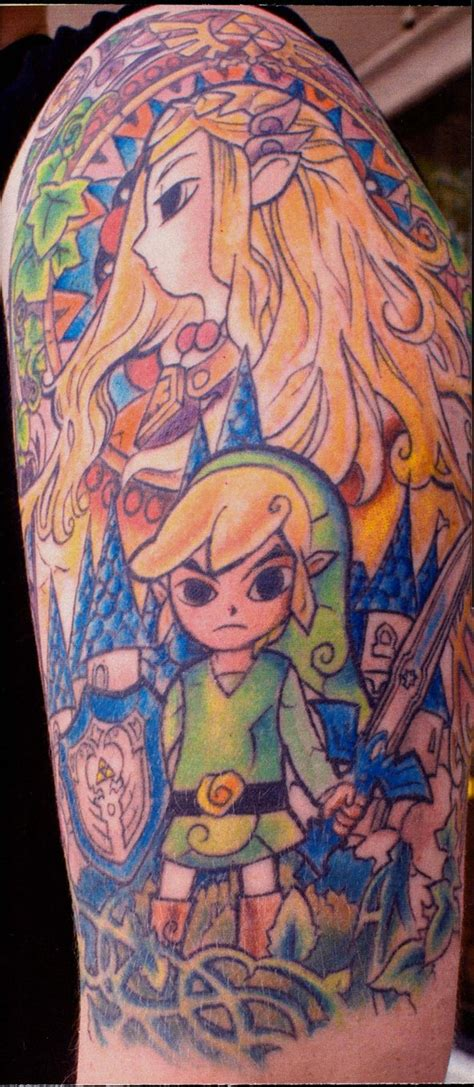 zelda tattoo cover up zelda tattoo sleeves tattoo collection