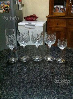 bicchieri di cristallo di boemia bicchieri in cristallo di bohemia posot class