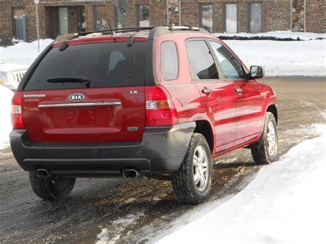2008 Kia Sportage Ex 2008 Kia Sportage Pictures Cargurus