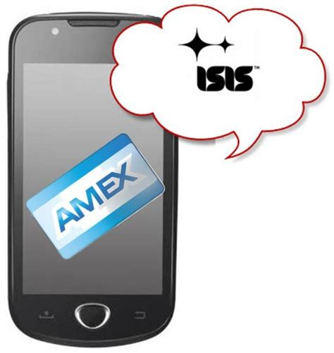 Mobile Gift Card Wallet Amex - isis mobile wallet now supports amex serve mobile commerce press