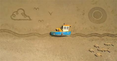 Motion Sand Box Sea Creature 500gr aardman sets record with nokia spot animation magazine
