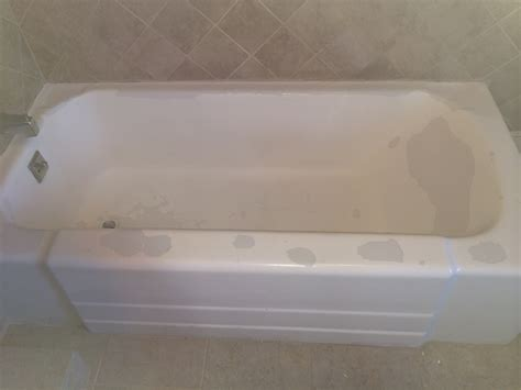 how to resurface a bathtub yourself resurface tub diy crafts
