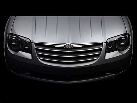 Chrysler Crossfire Grill by 2005 Chrysler Crossfire Roadster Grille 1024x768 Wallpaper