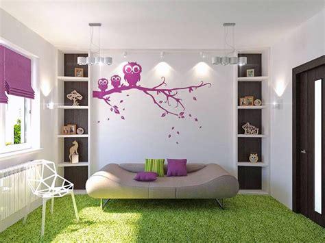 Desks For Teenage Girls Bedrooms teenage girls bedroom with corner desk and purple color teenage girls
