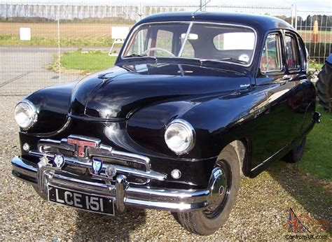 phase one for sale standard vanguard phase 1 1952 beetle back black