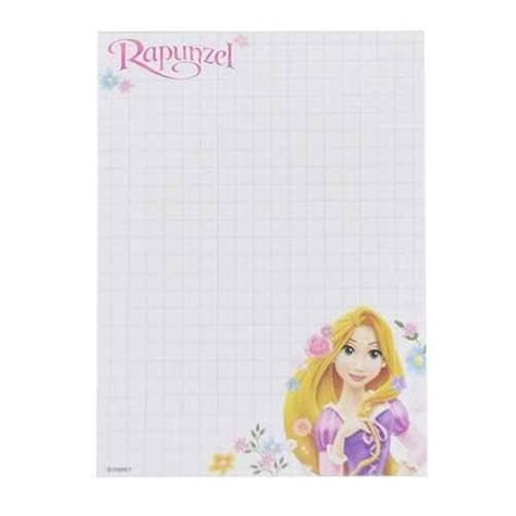 princess writing paper japan disney official tangled princess rapunzel to do