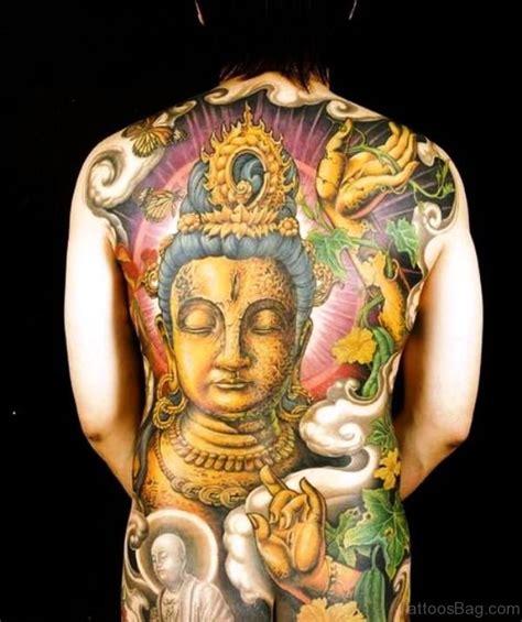 tattoo back buddha 80 phenomenal buddha tattoos on back