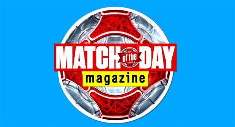Magazine Presents News Of The Day by Jake Wilson Joins Match Of The Day Magazine