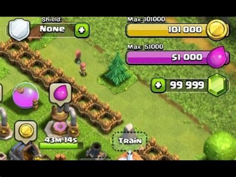 Tutorial Hack Gems Coc 2015 | tutorial coc hacks clash of clans gem glitch quot working