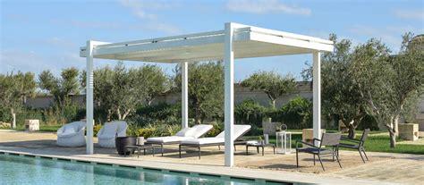gazebo unopiu pergola kits garden patio modern italian design