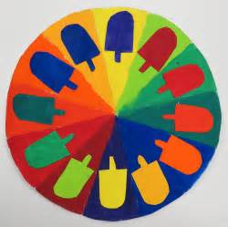 color project sinking springs complementary color wheels 5th