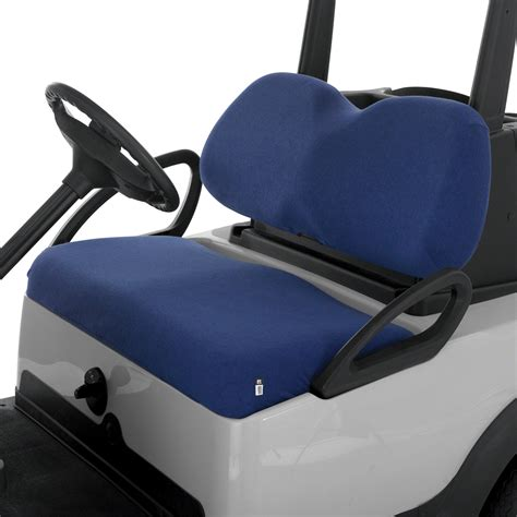 golf cart seat covers classic accessories fairway golf cart terry
