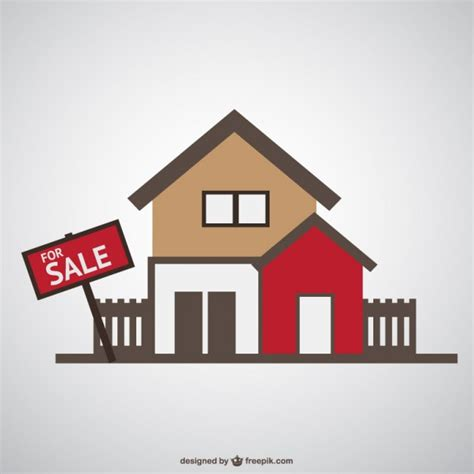 3d Houses For Sale house for sale vector vector free download