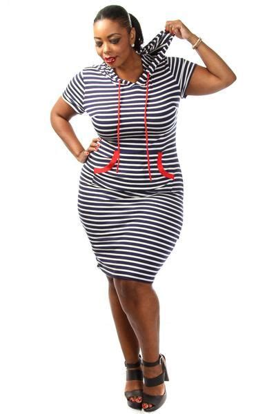 Big Stripe Top Or Dress 1059 best falling for fashion images on curvy
