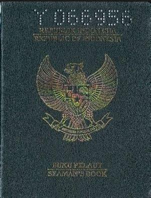 syarat membuat paspor pelaut persyaratan membuat buku pelaut baru