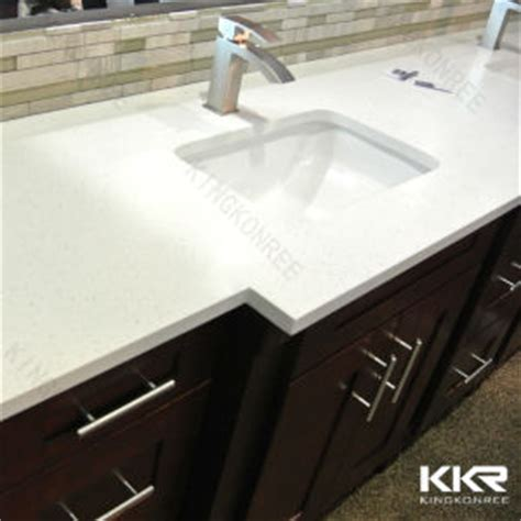 Are Quartz Countertops Or Manmade by Made Sparkle Quartz Countertop For Hotel