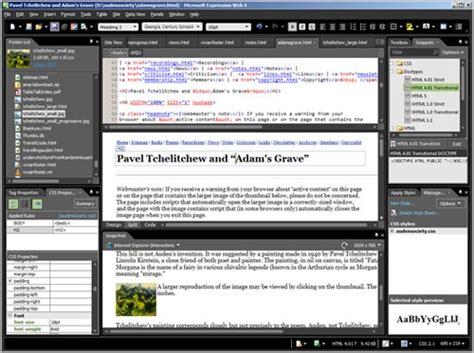 microsoft expression studio 4 web professional