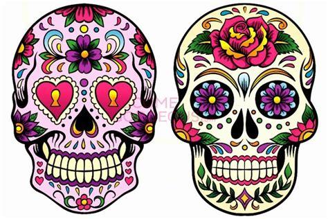 imagenes de calaveras hermosas sugar skulls las calaveras de az 250 car mexicanas