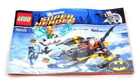 Lego Dc Heroes Artic Batman Vs Mrfreeze Aquaman On 7600 arctic batman vs mr freeze aquaman on lego set