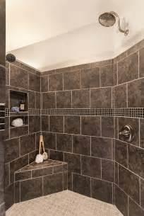 Walk In Shower With Bench Greatest Shower Walk In Shower With No Door 2