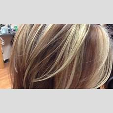 Dark Reddish Brown Hair Color With Highlights